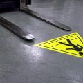 Znaki podłogowe