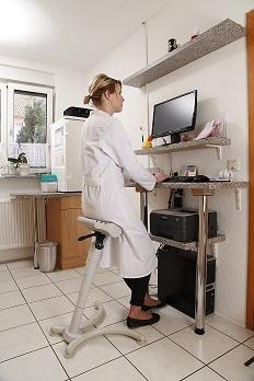 Podpora ergonomiczna a stanowisko pracy