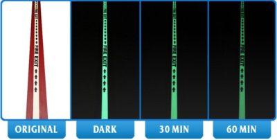 Oznakowanie Fotoluminescencyjne drogi ewakuacyjnej