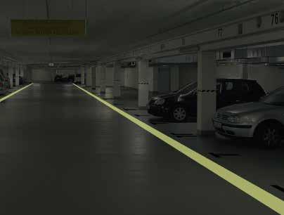 farba fotoluminescencyjna