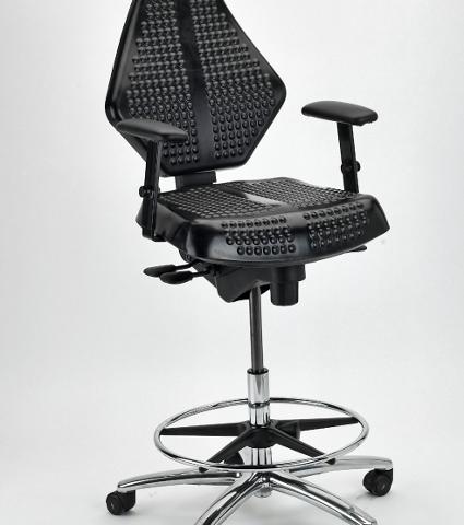 Krzesła ergonomiczne - Siedziska i meble ergonomiczne
