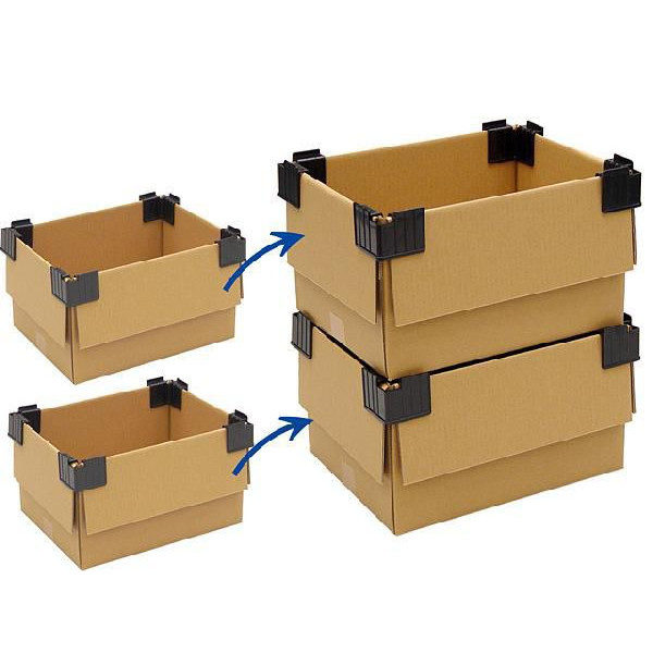 klipsy do kartonów, pakowanie w kartoniki, pakowanie do kartonów