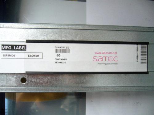 profil magnetyczny do etykiet