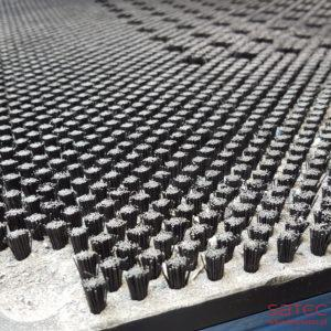 szczotki płytowe, szczotki techniczne