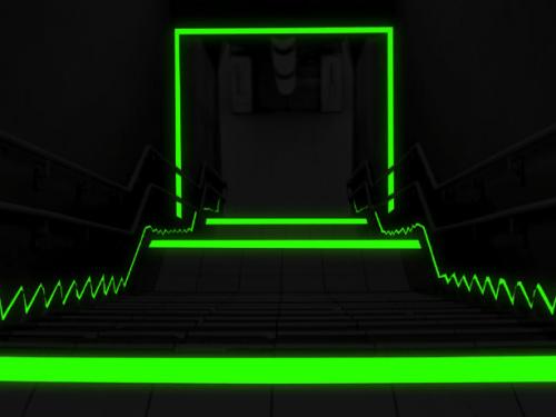 taśmy fotoluminescencyjne, oznakkowanie fotoluminescencyjne, taśmy świecące w ciemności, oznakowanie ewakuacyjne