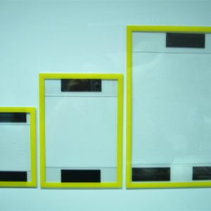 Tablice i ramki magnetyczne, ramki na dokumenty