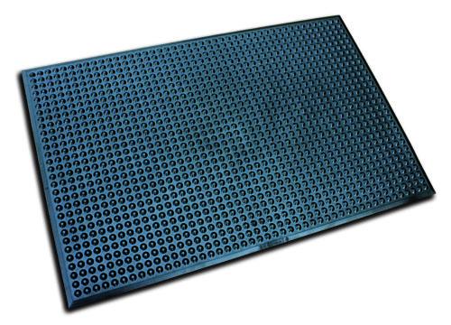 czarna mata przemysłowa ergomat nitryl