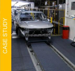 komfort i ergonomia linii produkcyjnej samochodów