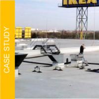 W jaki sposób umożliwić pracownikom bezpieczny dostęp do dachu bez uszkodzenia membrany dachowej?