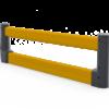 bariery ochronne elastyczne, barierki elastyczne, barierki ochronne
